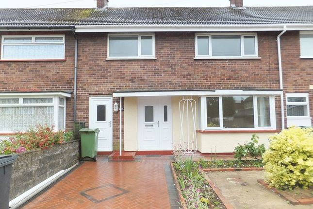 Thumbnail Terraced house to rent in Poplar Road, Fairwater, Cardiff