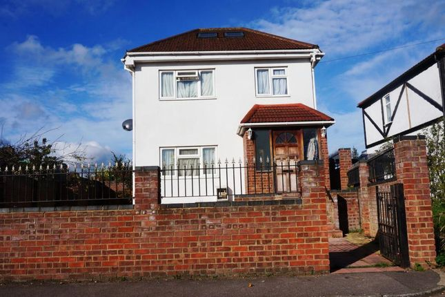 Thumbnail Detached house for sale in Leyland Avenue, Enfield