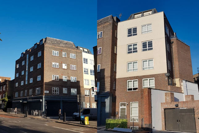 Thumbnail Block of flats for sale in Eversholt Street, London