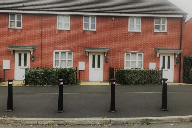 Thumbnail Terraced house to rent in Hamsterley Avenue, Gorton
