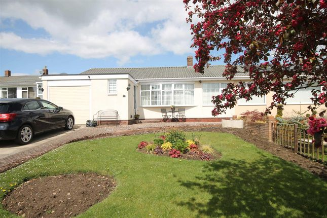 Thumbnail Semi-detached bungalow for sale in Remus Avenue, Heddon-On-The-Wall, Newcastle Upon Tyne, Northumberland