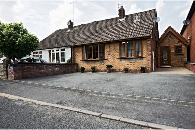 Thumbnail Detached bungalow for sale in Woodbury Road, Stourport-On-Severn