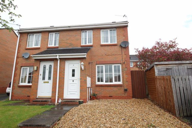 2 bed semi-detached house to rent in Buttermere Close, Carlisle CA2