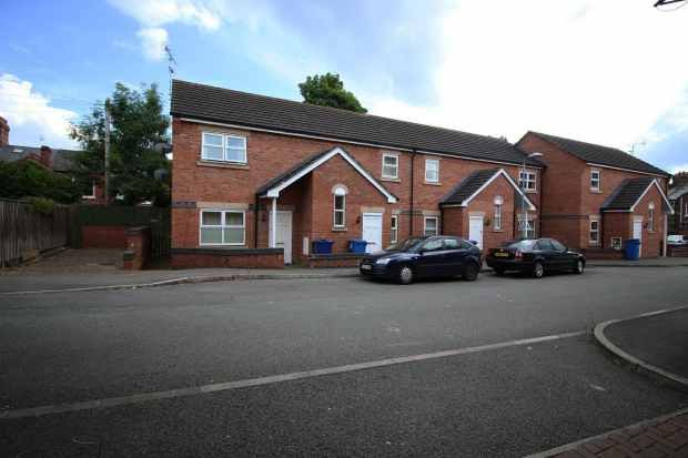 Thumbnail Flat for sale in Erddig Court, Wrexham, Clwyd