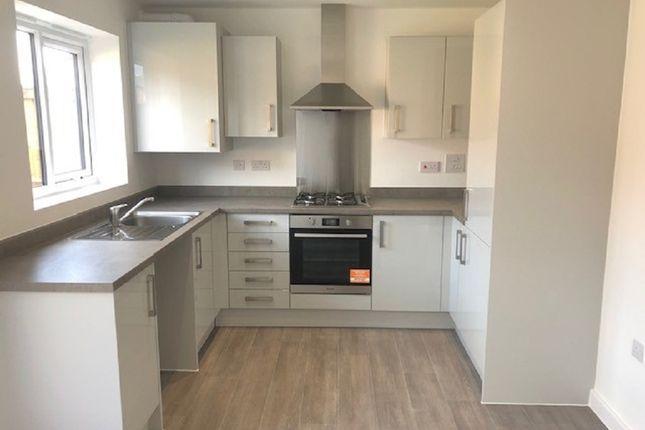 Kitchen of Glebelands Park, Leicester Road, Ashton Green, Leicester LE4