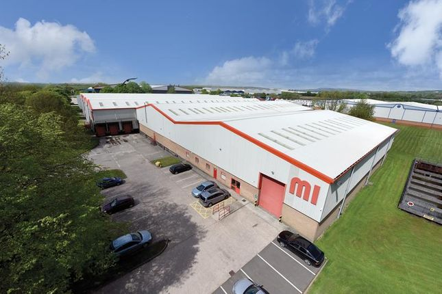 Thumbnail Light industrial to let in Heywood, Heywood Distribution Park, Heywood, Manchester