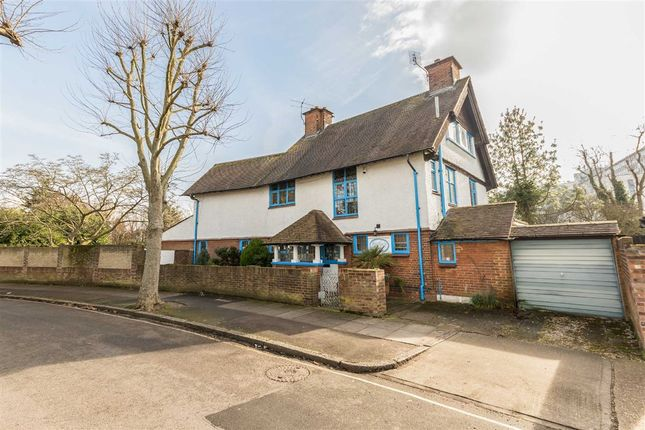 Thumbnail Detached house for sale in Cole Park Road, Twickenham