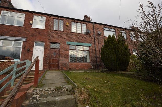 Thumbnail Terraced house to rent in Brookland Grove, Bolton