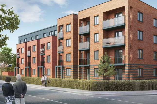 Thumbnail Flat to rent in Garland Road, East Grinstead