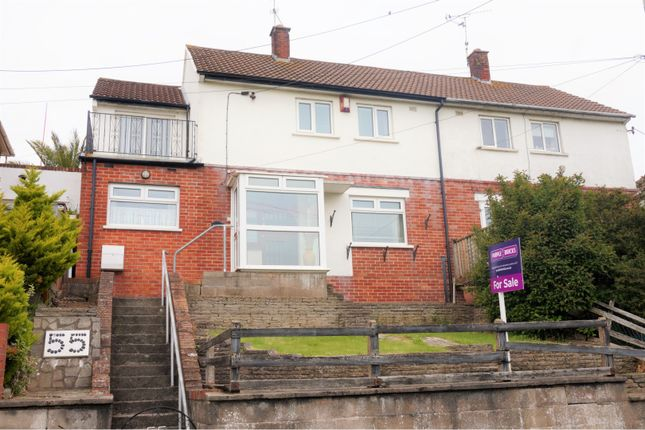 Thumbnail Semi-detached house for sale in Plymouth Road, Barry