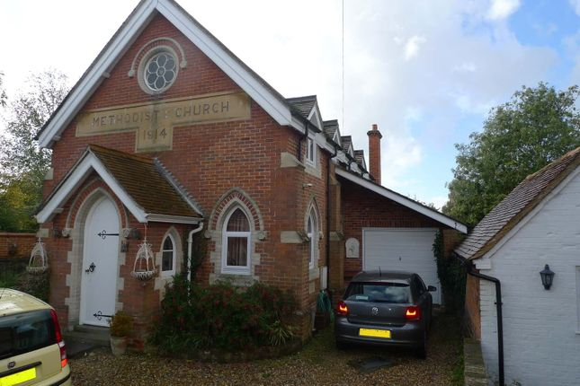 Thumbnail Detached house to rent in High Street, Chieveley, Newbury