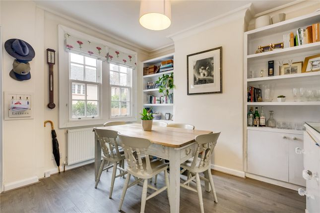 Dining Room of Coteford Street, London SW17