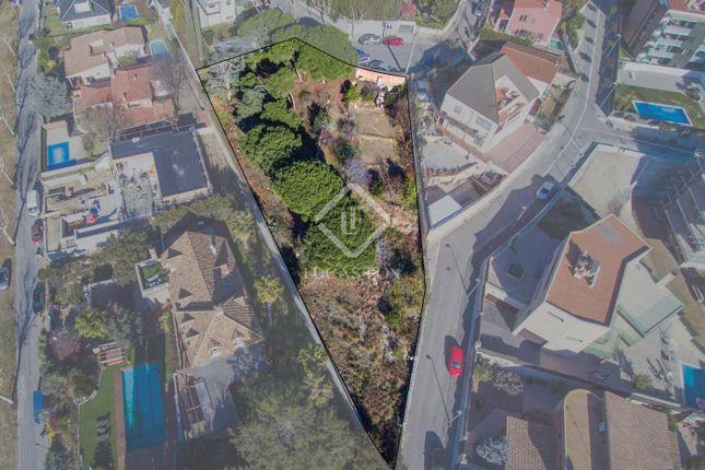 Thumbnail Land for sale in Spain, Barcelona North Coast (Maresme), Tiana / Mas Ram, Mrs8812