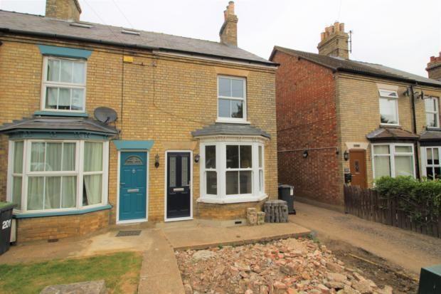 Thumbnail Semi-detached house to rent in Biggleswade Road, Upper Caldecote, Biggleswade