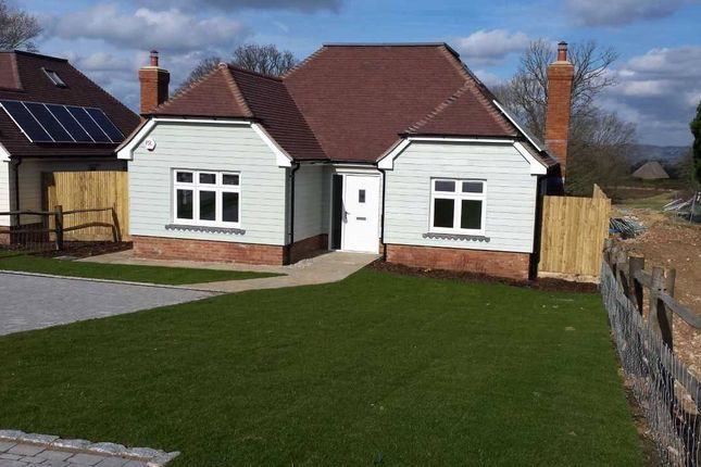 Thumbnail Detached bungalow for sale in Eden Hall, Stick Hill, Edenbridge