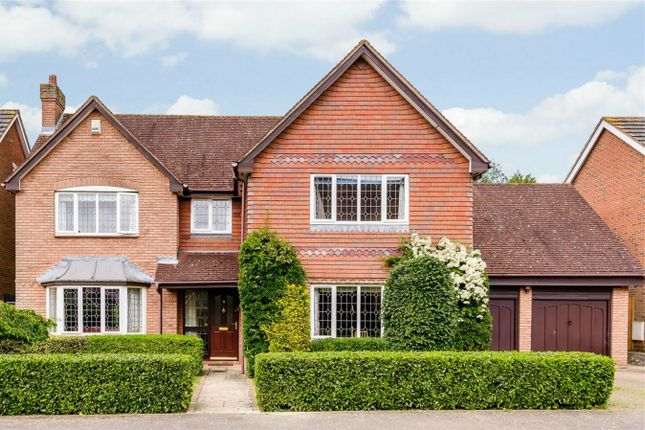 Thumbnail Detached house for sale in Coopers Close, Bishop's Stortford, Hertfordshire