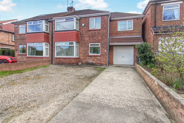 Thumbnail Semi-detached house for sale in Flatts Lane, Normanby, Middlesbrough
