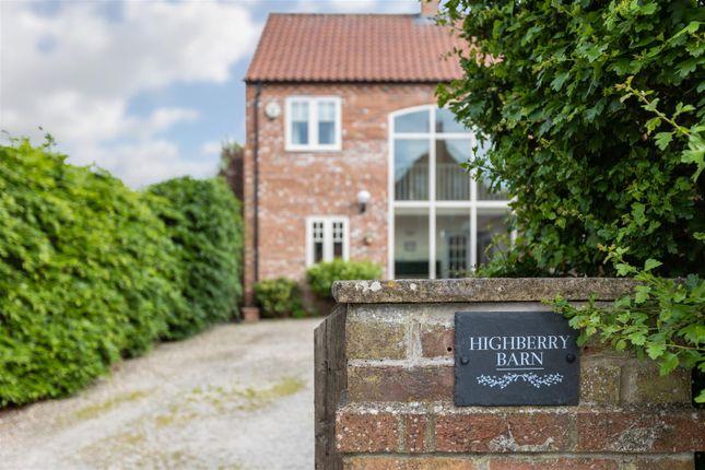 Thumbnail Property for sale in Salants Lane, Duggleby, Malton