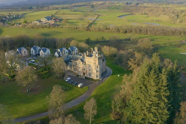 Thumbnail Flat for sale in Dalnair Castle, Apartment 6, Croftamie, Stirlingshire