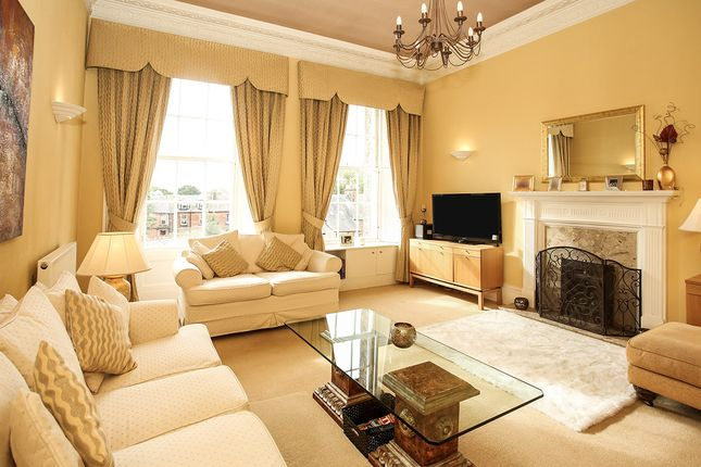 Living Room of Castle Street, Dumfries, Dumfries And Galloway DG1