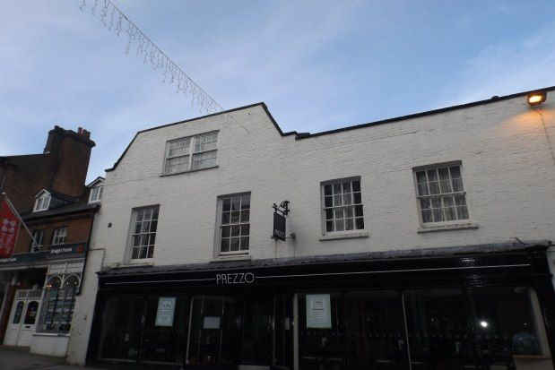 Thumbnail Maisonette to rent in 16 Jewry Street, Winchester