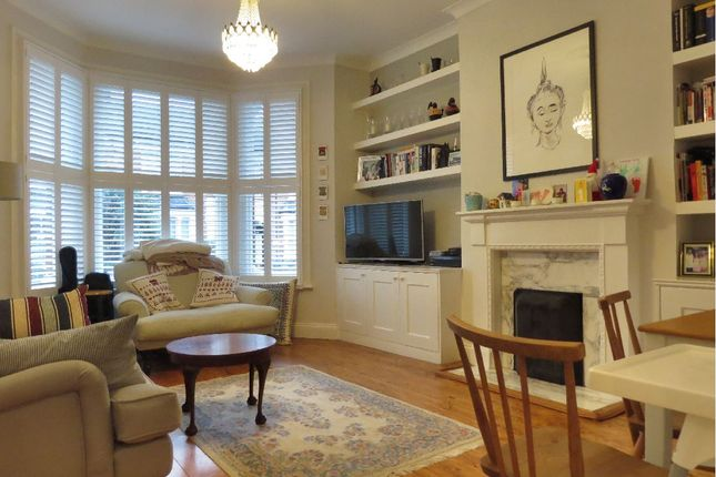 Thumbnail Flat to rent in Deerbrook Road, Herne Hill, London