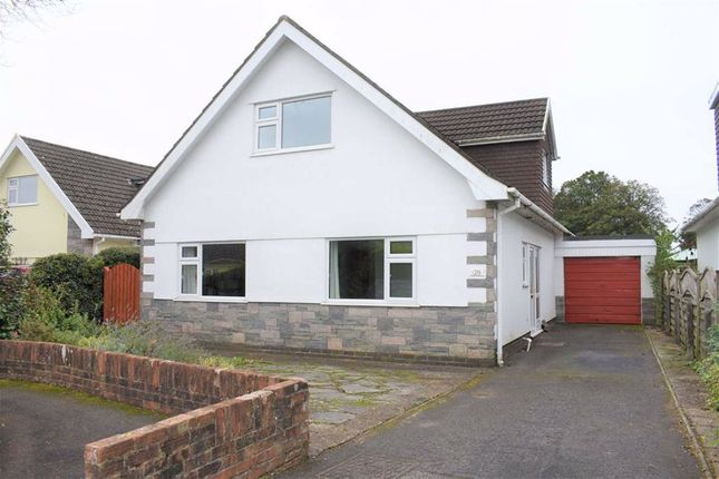 Thumbnail Detached bungalow for sale in Kilfield Road, Bishopston, Swansea