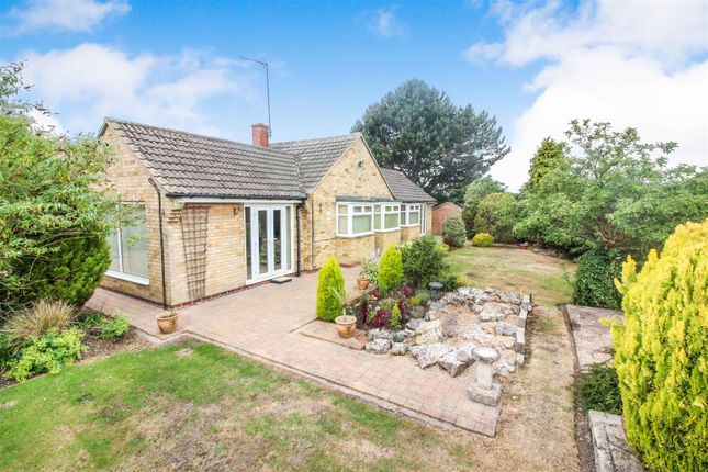 Thumbnail Detached bungalow for sale in Recreation Club Lane, Beverley