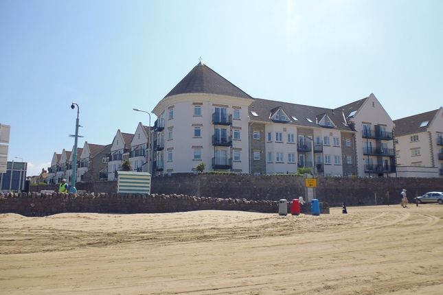 Thumbnail Flat to rent in Royal Sands, Weston Super Mare