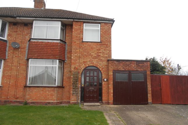 3 bed semi-detached house to rent in Colebridge Crescent, Coleshill