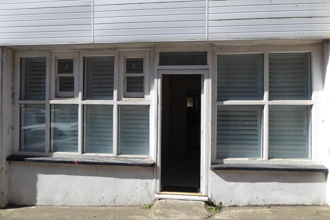 Retail premises to let in Chatham Street, Ramsgate