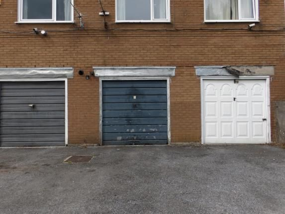 Garage of Wain Court, Livingstone Road, Blackburn, Lancashire BB2