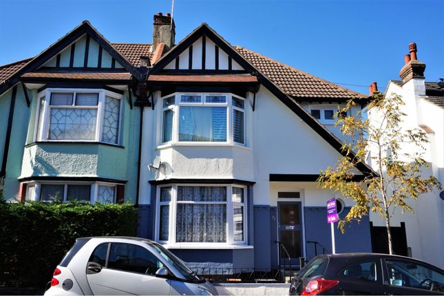 Front View of Leigham Court Drive, Leigh-On-Sea SS9