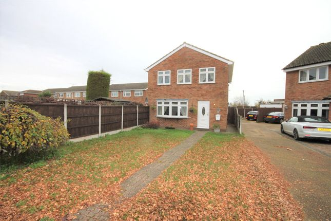 4 bed detached house for sale in Stenning Avenue, Linford, Stanford-Le-Hope SS17