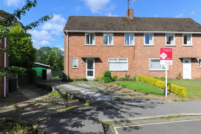 Front of Elm Close, Newbold, Chesterfield S41