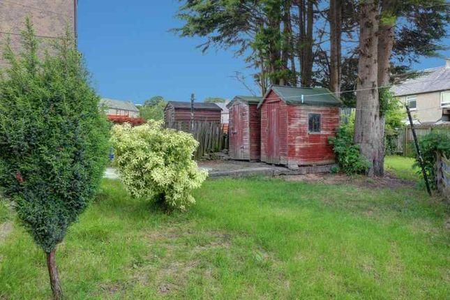 Garden At Back of Glebe Avenue, Uphall, Broxburn EH52