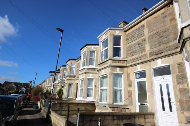 Thumbnail Terraced house for sale in Triangle North, Bath