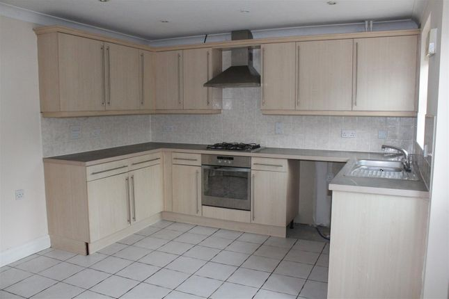 Thumbnail Town house to rent in Malkin Drive, Church Langley, Harlow
