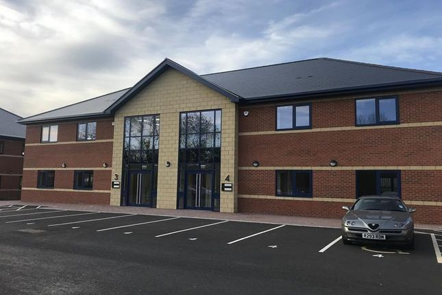 Thumbnail Office for sale in Unit 4 New Winnings Court, Denby Hall Business Park, Derby Road, Denby, Derbyshire