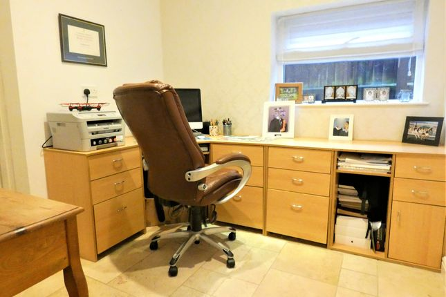 Study Room of Wyndham Close, Oadby, Leicester LE2