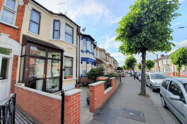 Thumbnail Terraced house to rent in Shakespeare Crescent, Manor Park