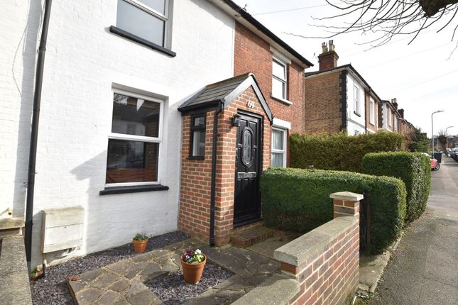 Thumbnail Terraced house for sale in Lavender Hill, Tonbridge