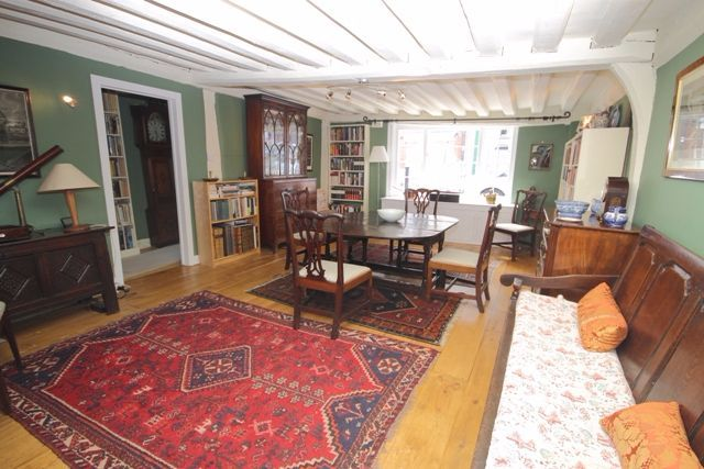 Thumbnail Terraced house for sale in West Street, Faversham