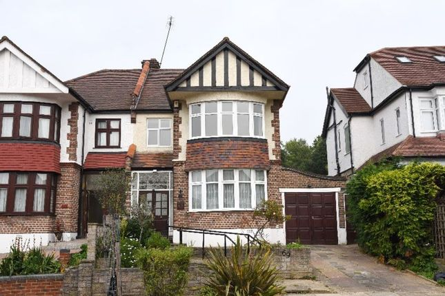 Thumbnail Property to rent in Minchenden Crescent, Southgate