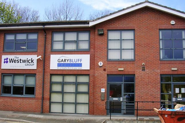 Thumbnail Office for sale in Beresford Way, Chesterfield