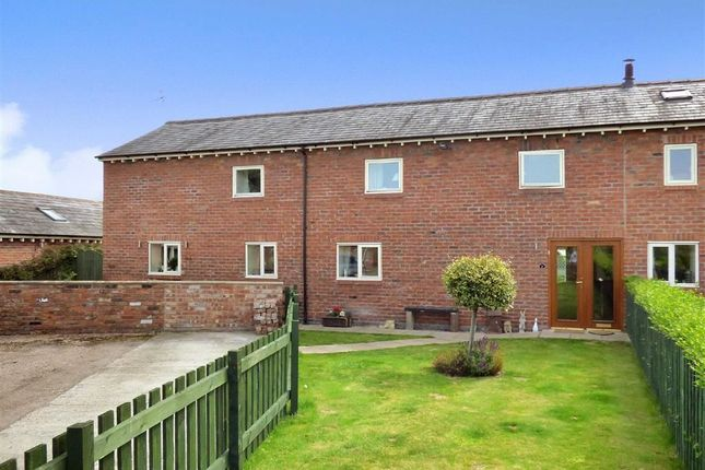 Thumbnail Barn conversion for sale in Field House Court, Winsford Road, Winsford
