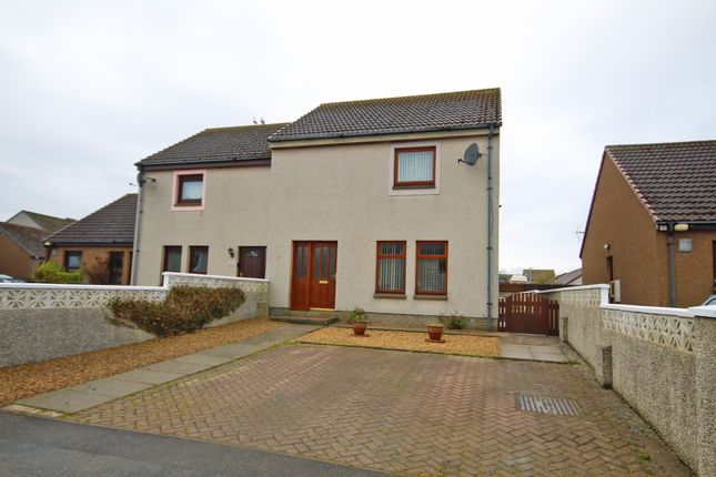 2 bed semi-detached house for sale in 8 Sutherland Place, Portsoy AB45
