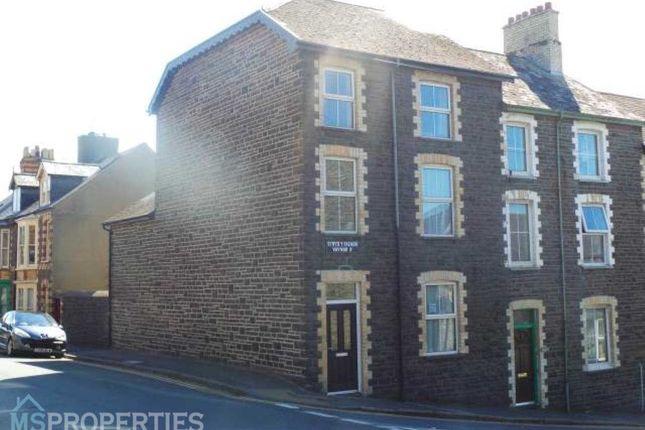 Thumbnail End terrace house for sale in Vaenor Street, Aberystwyth