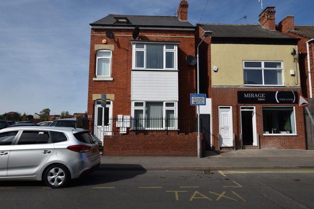 Thumbnail Flat for sale in Central Avenue, Worksop
