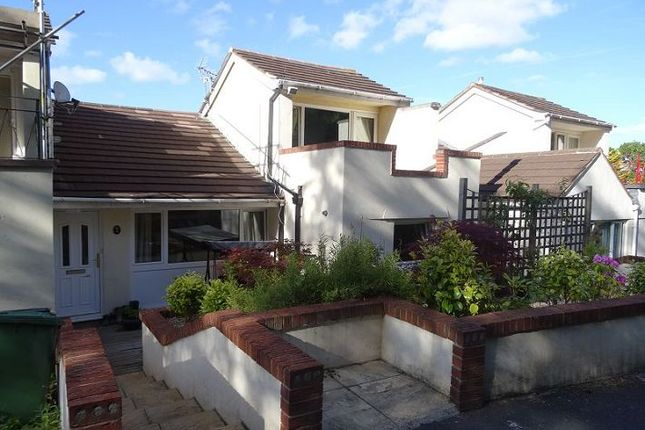 Thumbnail Terraced house for sale in Redhills, Exeter